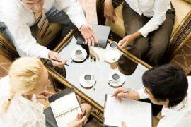 Деловой этикет: кофе для посетителей офиса