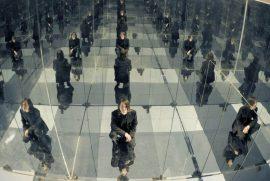 """Эффект """"зеркала"""""""