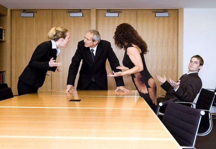 Как разрешать и предотвращать конфликты в отделе продаж