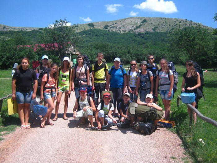 Бизнес идея: Пешеходный туризм группами