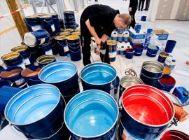 Бизнес идея: Производство лакокрасочных материалов