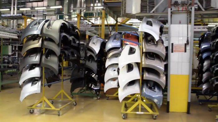 Бизнес идея: Производство автомобильных бамперов