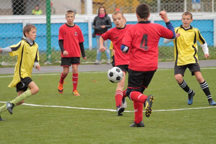 Бизнес идея : Школа футбола
