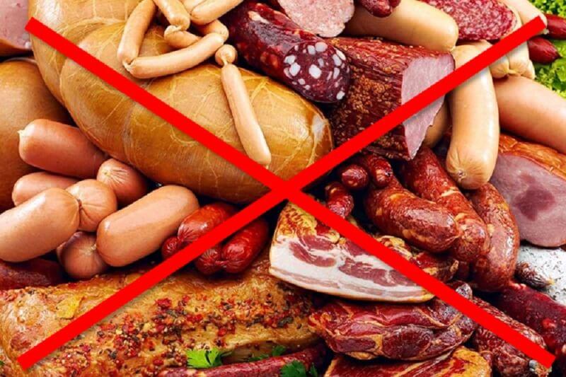 ограничение в питании при остром цистите у женщин