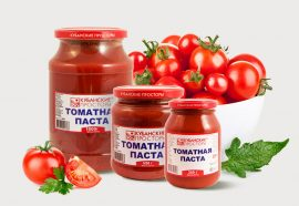 Бизнес идея: Производство томатной пасты