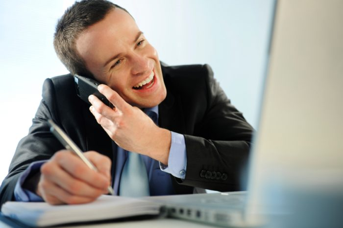 Эффективные телефонные переговоры