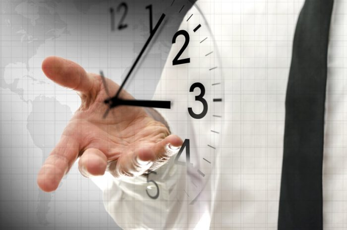 Не тратьте время напрасно