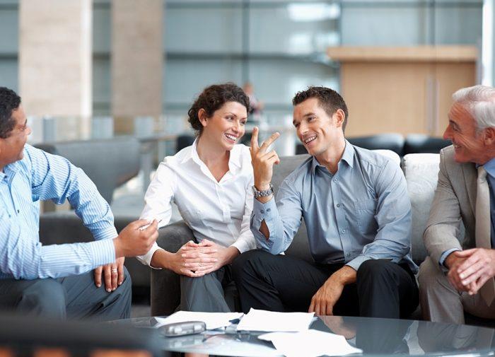 Искусство общения и успешная карьера