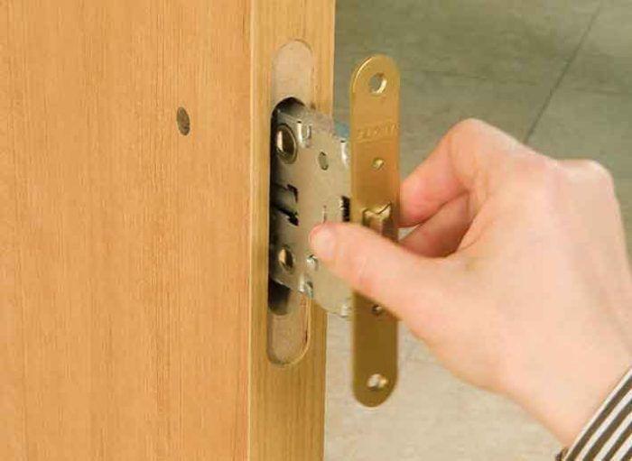 Бизнес идея: Установка дверного замка