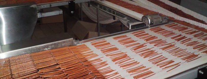 Бизнес-идея: Производство сладкой и соленой соломки