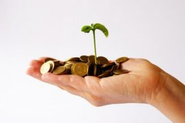 Шаг за шагом зарабатываем стартовый капитал