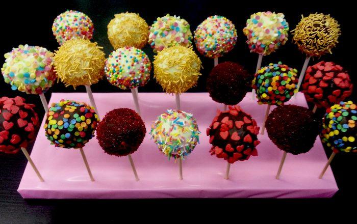 Бизнес идея: Заработок на кейк-попсах