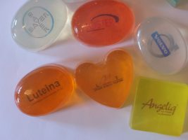 Бизнес-идея: Производство рекламного мыла