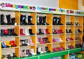Бизнес-идея: Магазин детской обуви