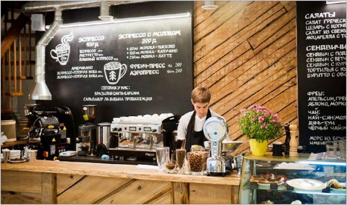 Практический опыт открытия кофейни