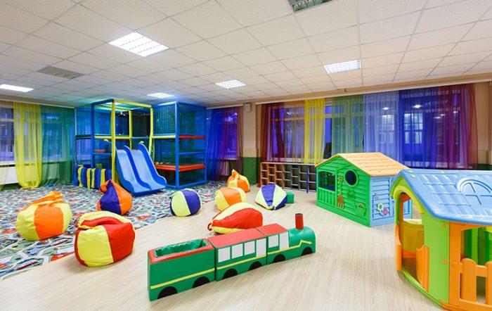 Бизнес-идея: Открытие детского клуба
