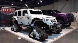 Бизнес идея: Подготовка автомобилей к OFF-ROAD