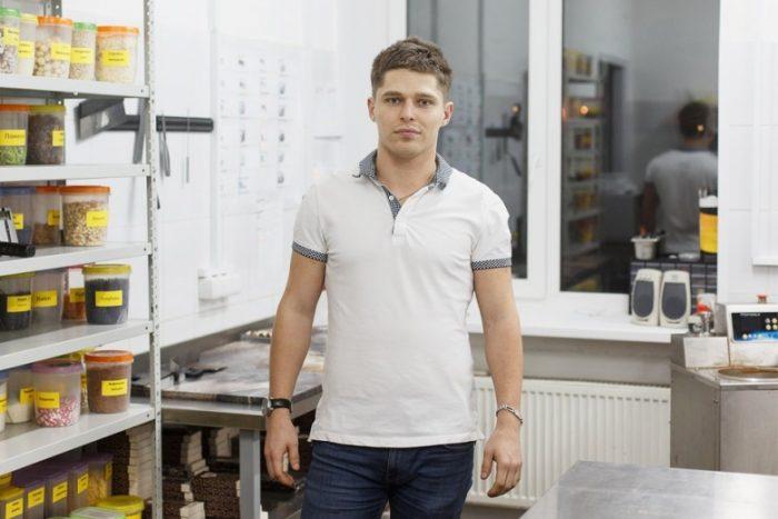 История успеха. Олег Гуськов
