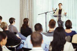 Как научиться выступать публично
