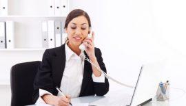 Деловой этикет телефонного разговора
