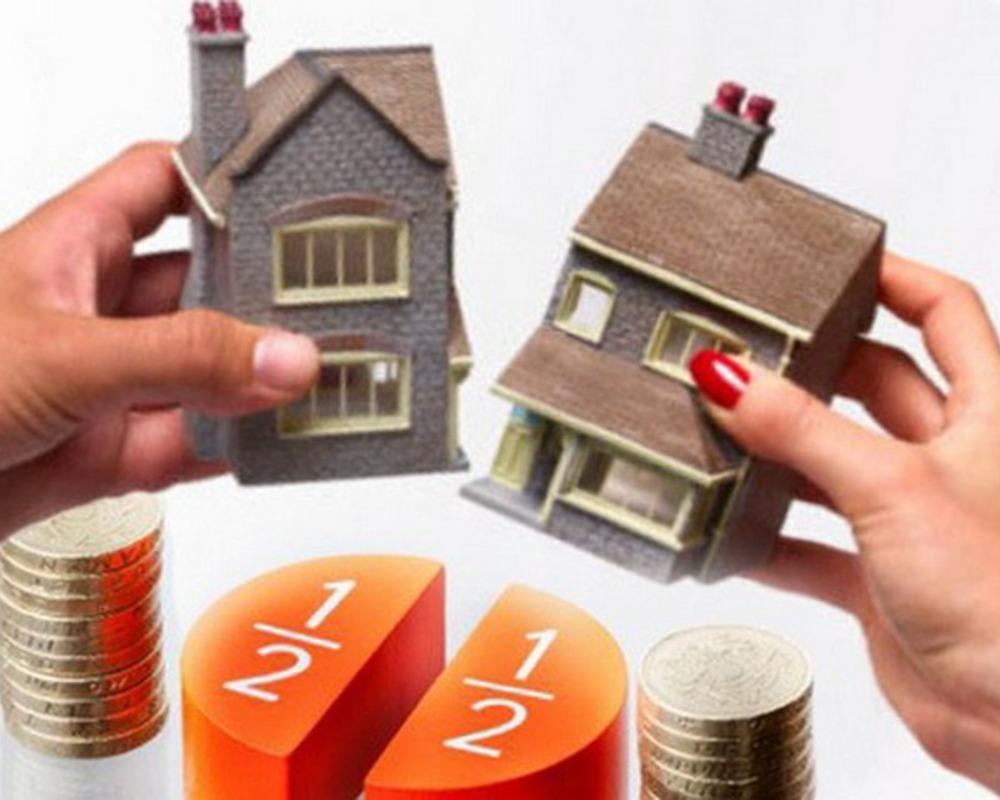 Диаспаре Как делить имущество после развода центре