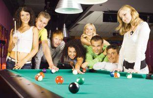 Бизнес идея: Открытие бильярдного клуба