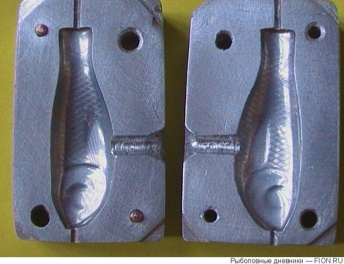 Литье металлов в домашних условиях