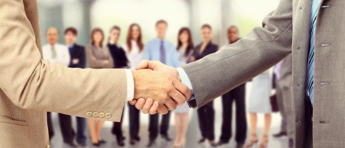 Как новой компании выйти на рынок. и заслужить доверие