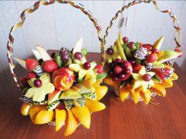Бизнес-идея: Изготовление фруктовых букетов