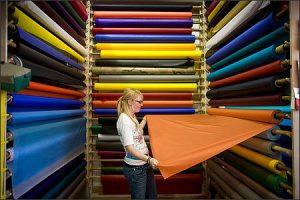 Бизнес идея: Производство тканей