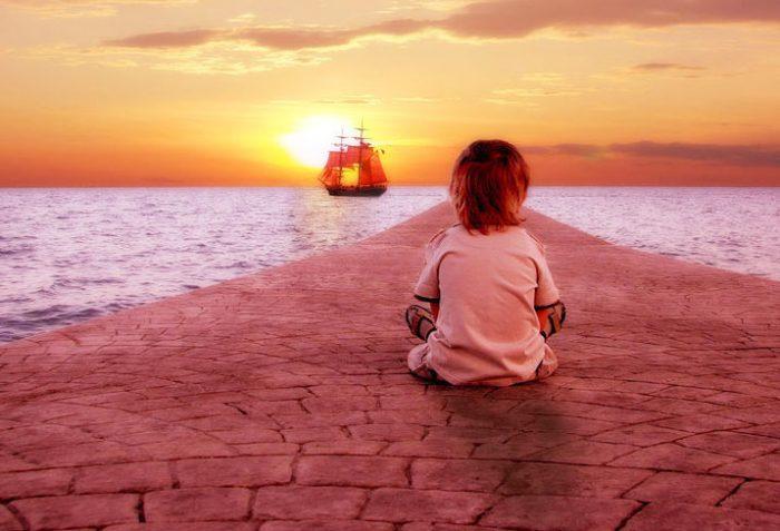 Терпение приводит к мечте