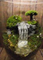 Бизнес идея: Производство декоративных комнатных фонтанов