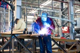 Бизнес идея: Сварка металлоконструкций
