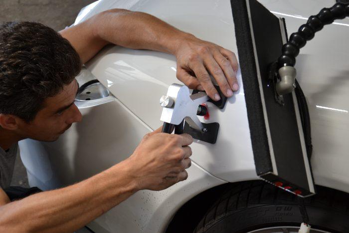 Бизнес-идея: Удаление вмятин на авто