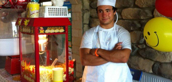 Бизнес идея: Торговля попкорном