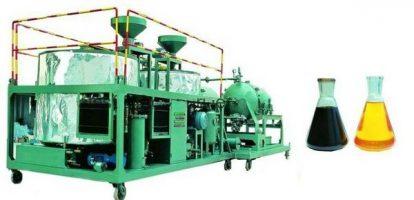 Бизнес идея: Переработка отработанного машинного масла в топливо