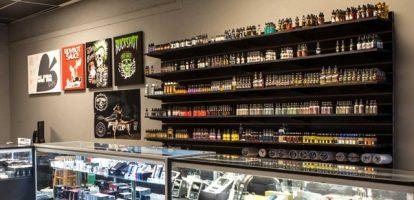 Бизнес-план: Вейп-шоп