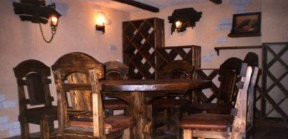 Бизнес-идея: Искусственное старение древесины