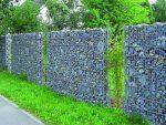 Бизнес-идея: Забор из габионов-защита и декоративное оформление участка в одном сооружении