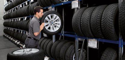 Бизнес-идея: Сезонное хранение шин
