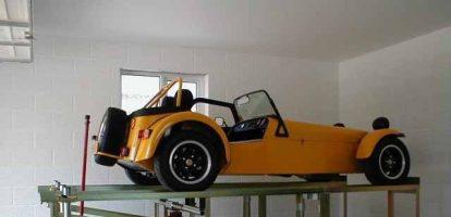 Бизнес-идея: Сдача в аренду автомобильной эстакады