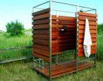 Бизнес-идея: Производство летних душевых кабинок