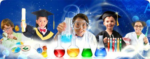 Бизнес-идея: Научно-познавательные шоу для детей