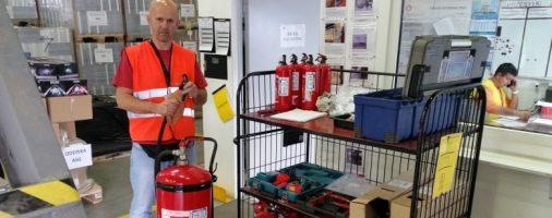 Бизнес-идея: Заправка порошковых огнетушителей