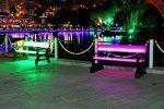 Бизнес-идея: Производство светящихся скамеек