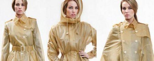 Бизнес-идея: Изготовление креативных дождевых плащей