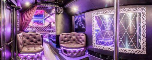 Бизнес-идея: Автобус для вечеринок