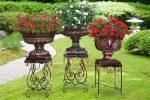 Бизнес-идея: Производство декоративных цветочных вазонов для сада