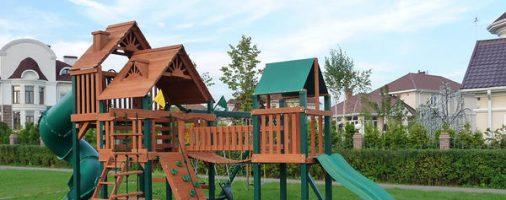 Бизнес-идея: Производство и установка детских площадок