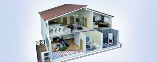 Бизнес идея: Отопление частного дома